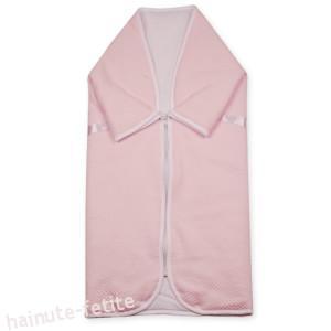 Port-bebe matlasat,roz