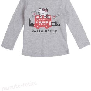 Bluza gri Hello Kitty,queen