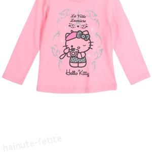 Bluza roz Hello Kitty,lumiere