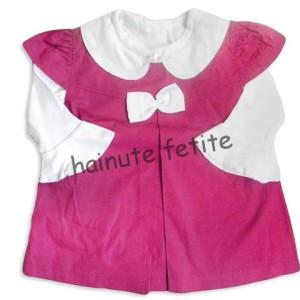 Sarafan cu bluza,violet