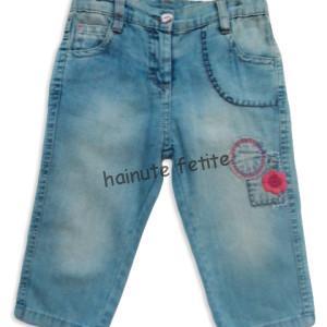 Pantalon blugi-fata