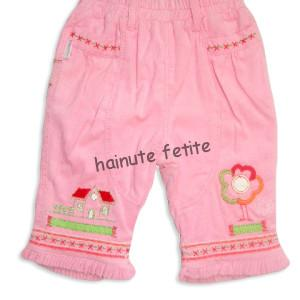 Pantalon reiat sweet bear,roz