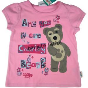 Tricou-Charley-Bear,roz