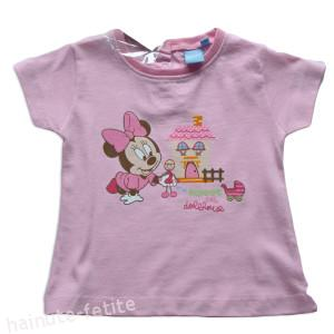 Tricou-Minnie-s-dollhause,roz