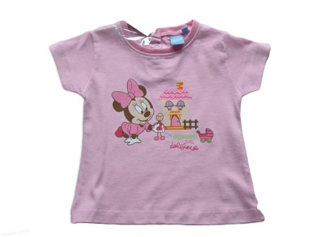 Tricou-Minnie-s-dollhause,roz