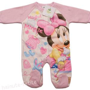 Salopeta polar Playful Baby Minnie