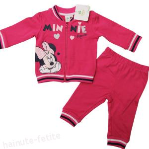 Trening Baby Minnie,ciclam