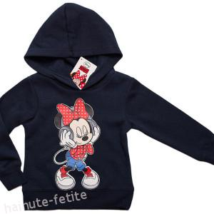 Hanorac Minnie Mouse music,bleumarin