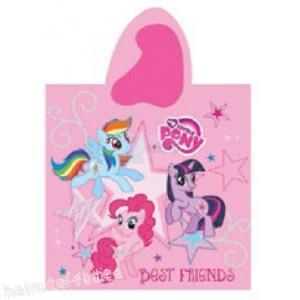 Prosop baie poncho My Little Pony