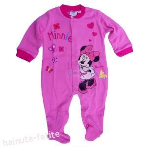 Salopeta bebe Minnie Mouse