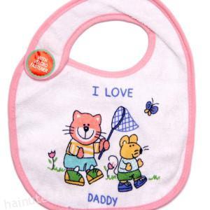 Baveta I Love Daddy