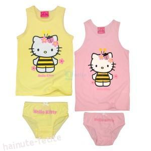 Set maiou+chilot Hello Kitty