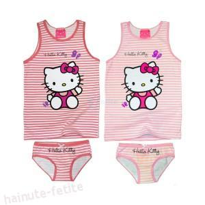 Set maiou+chilot Hello Kitty,dungi