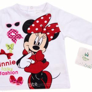Bluza bebe Minnie Mouse fashion