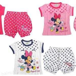 Compleu bebe Minnie Mouse