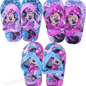 Papuci de plaja Minnie Mouse
