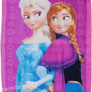 Prosop de plaja Anna si Elsa