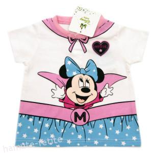 Tricou bebe super Minnie
