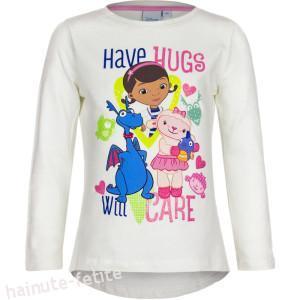 Bluza asimetrica Dr Plusica hugs