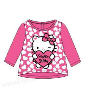 Bluza bebe Hello Kitty hearts