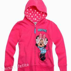 Hanorac cute Minnie Mouse