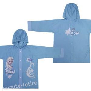Pelerina ploaie Frozen Elsa