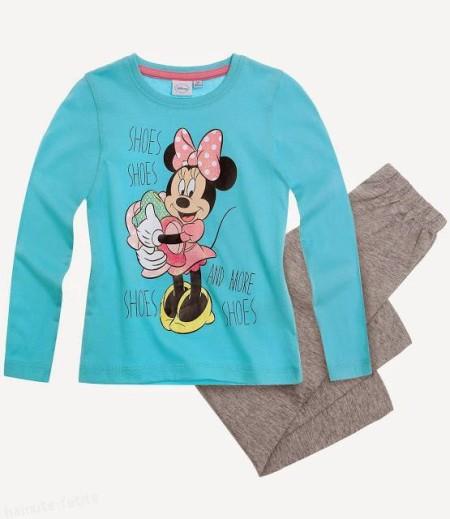 Pijama Minnie Mouse love shoes