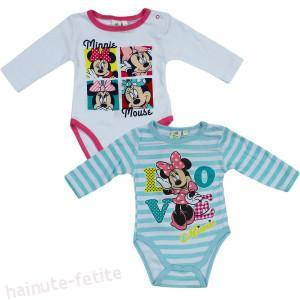 Set 2 body Minnie Mouse