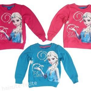 Bluza groasa Frozen Elsa