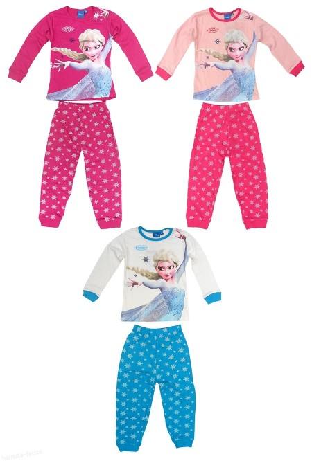 Pijama frozen elsa