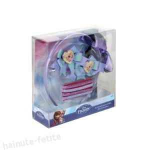 Set accesorii par Frozen Anna si Elsa