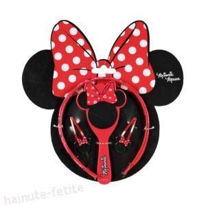 Set accesorii par Minnie Mouse