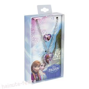 Set lantisor si inel Sister Frozen