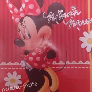 punga cadou mica minnie mouse dungi