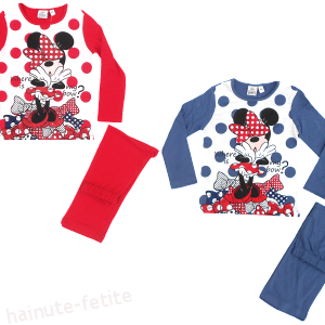 Pijama minnie mouse buline