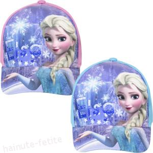 Sapca queen elsa frozen