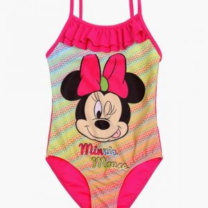 Costum de baie minnie mouse multicolor