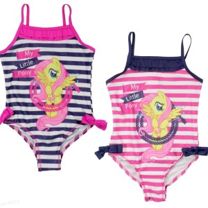 Costum de baie my little pony fluttershy