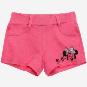 Pantaloni scurti minnie mouse