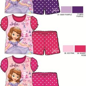 Pijama vara sofia buline