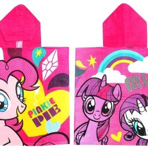 Prosop baie poncho my little pony