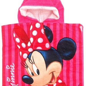 Prosop poncho minnie mouse dungi