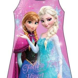 Rochie bretele sisters frozen