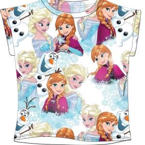 Tricou frozen