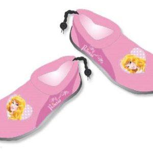 Pantofi de plaja si apa printesa aurora