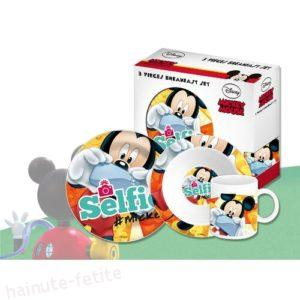 Set mic dejun mickey mouse