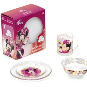 Set mic dejun minnie mouse