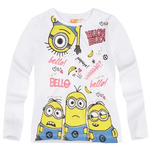 Bluza yellow bello minions