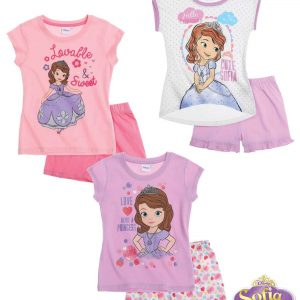 girls-disney-sofia-the-first-short-sleeve-pyjama-full-16338