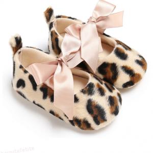 pantofi fundita tigrati